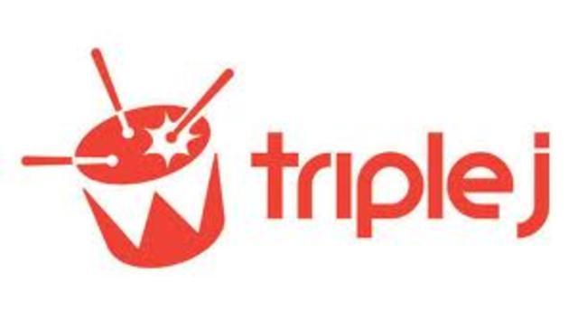 Triple J became a national radio station
