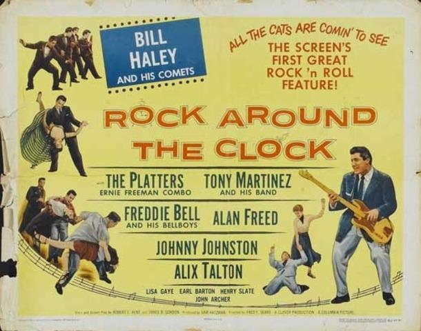 First Rock 'n' Roll exploitation film released in Australia