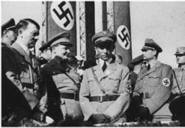 Hitler takes over the Balkans