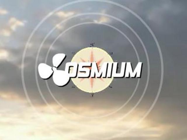 Orientation by Osmium