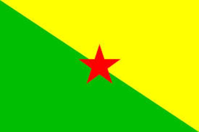 independencia de Guyana Francesa