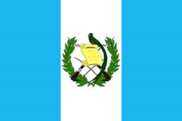 declaracion de independencia de Guatemala