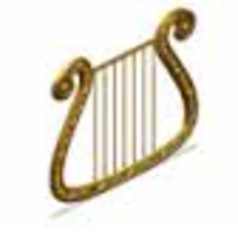 The lyra  classical ( 600bce-476bce)