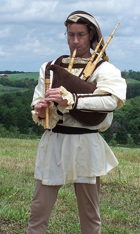 Bagpipes Son!
