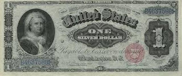 Paper Money.