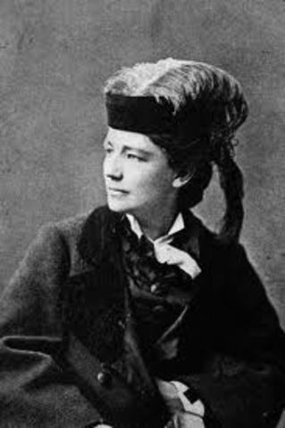 Victoria Woodhull; congress