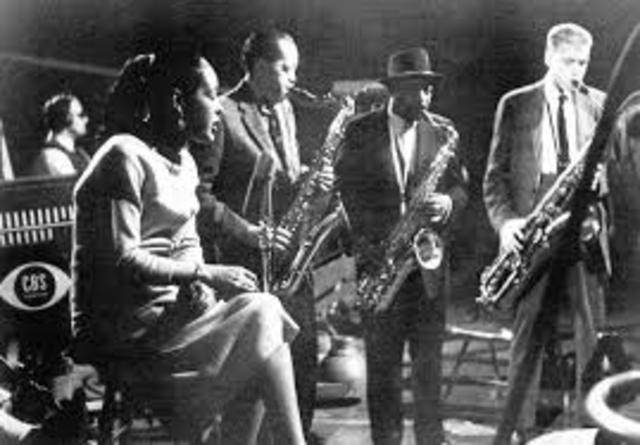 New Orleans Jazz Booms.