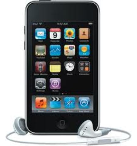 ipod touch $ 299 8GB