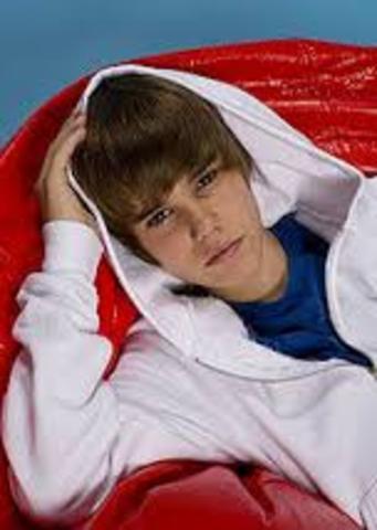 Justins first dance