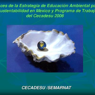 """""""Antecedentes  del Desarrollo Sustentable y la Educación  Ambiental"""" timeline"""