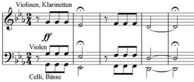 בכורת הסימפוניה החמישית
