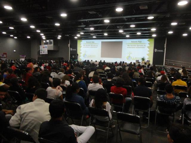 13a Conferencia  de NAAEE (Asociación Mexicana de Educación Ambiental)