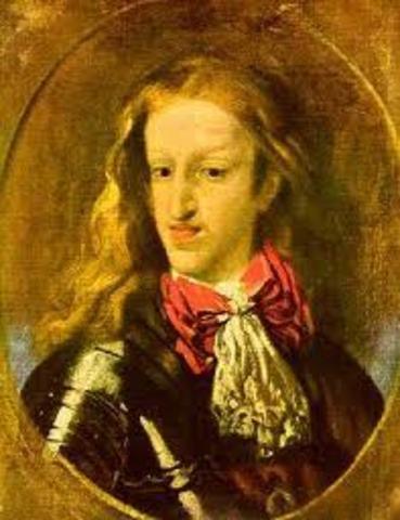 Carlos II se Murió