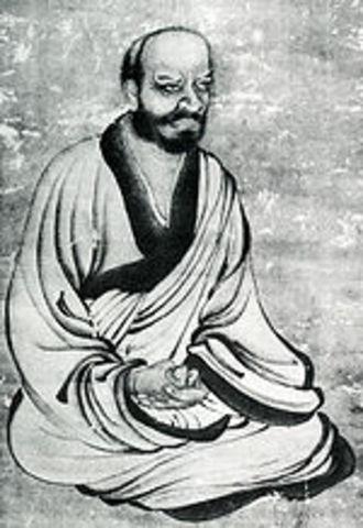 Rinzai Zen Buddhism established in Japan