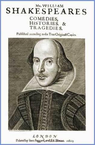 """Publicación del """"First folio"""""""