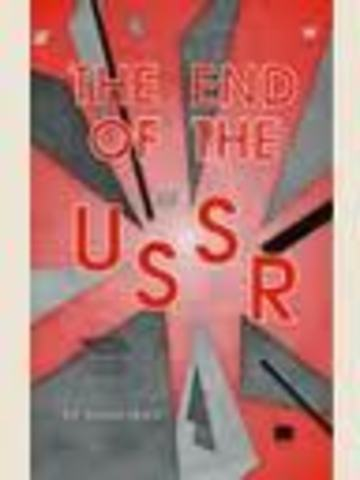 End of the USSR