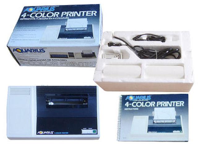 4-color printer