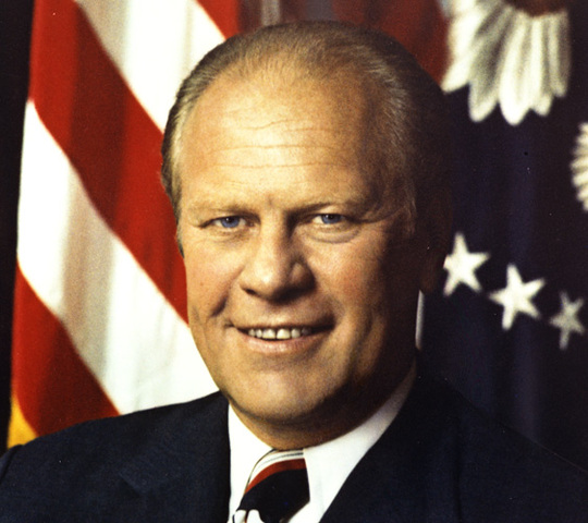 Jimmy Carter Defeats Gerald Ford