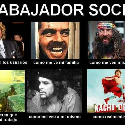 HISTORIA DEL TRABAJO SOCIAL timeline