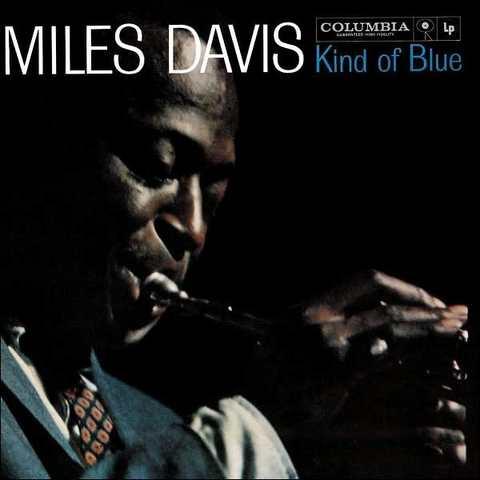 "Miles Davis releases ""Kind of Blue"""