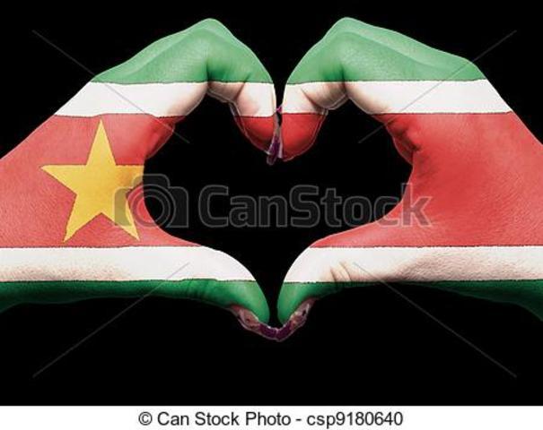 Declaracion de independencia de Surinam