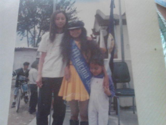 mis hermanas y yo