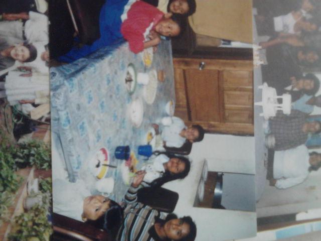 mis primos y yo