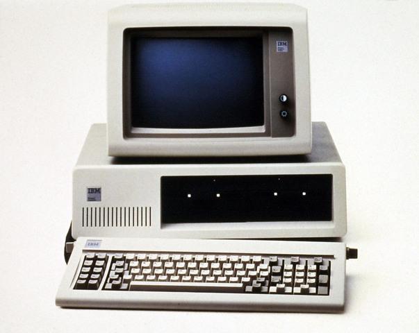 La supuesta primer computadora.