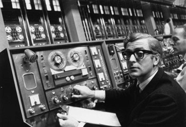 Se vislumbra ARPANET.