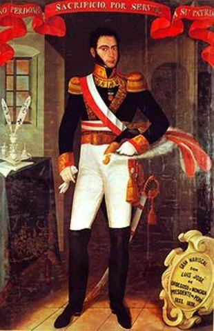 Constitución Política de la República Peruana de 1834