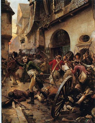 War is Declared on Austria
