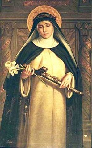 St. Catherine of Siena (1347-1380)
