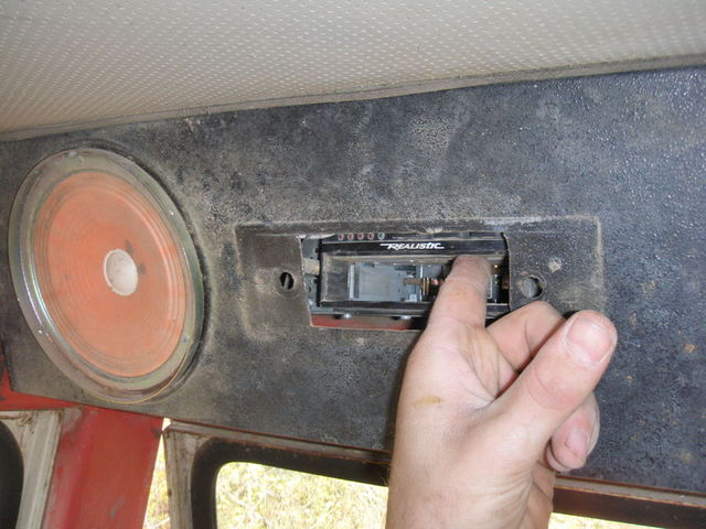 First Car Radio