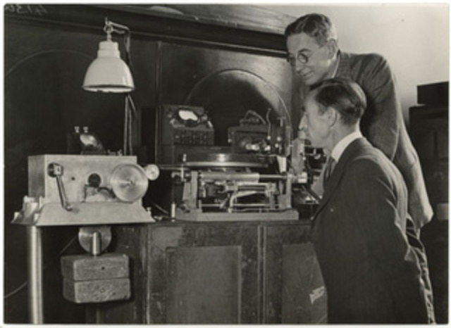 Stereo Record