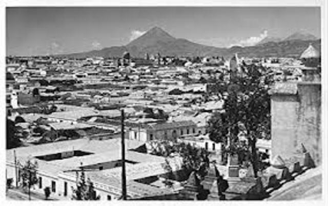 FUNDACIÓN DE LA CIUDAD DE GUATEMALA