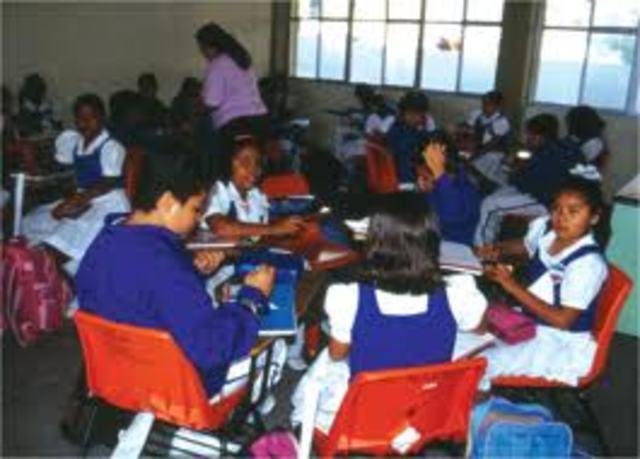 Decreto de instrucción a la Secretaría de Educación Pública.México.