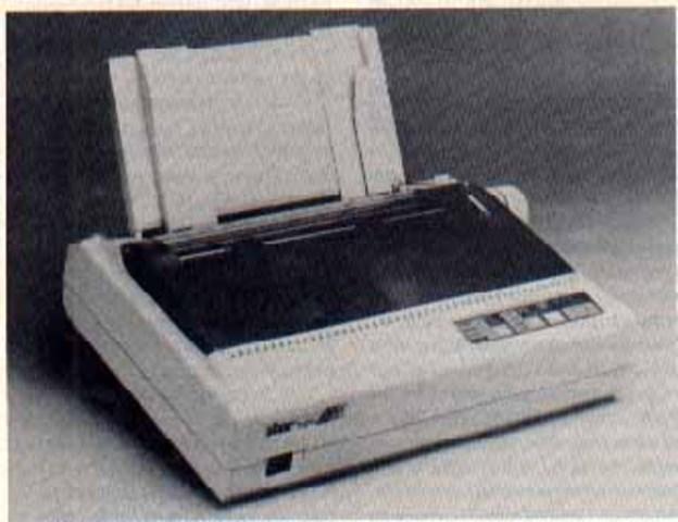 Dot-printer