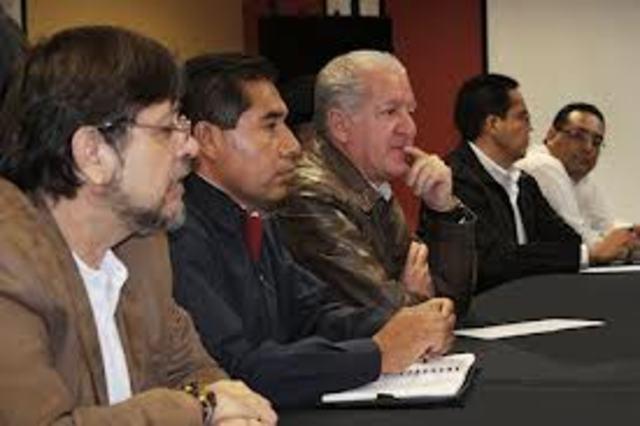 1ª Reunión Nacional de Educadores Ambientales.Oaxtepec, Morelos.