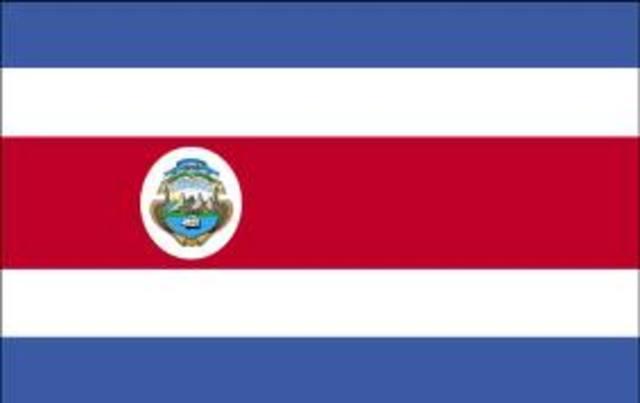 ADIOS COSTA RICA