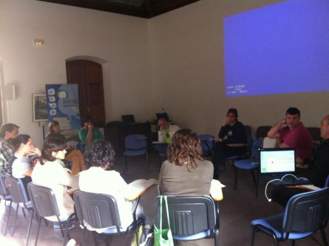 3ª Reunión de Educadores Ambientales, Guadalajara.