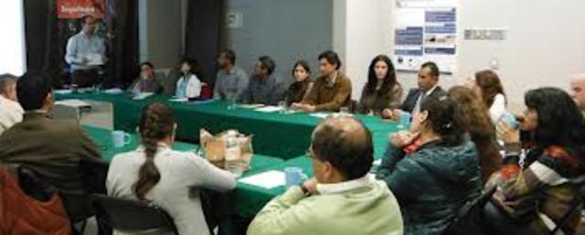 Primer Encuentro Nacional de Redes de Educadores Ambientales.