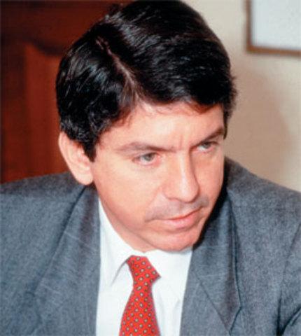 Gobierno de Cesar Gaviria (1990-94)