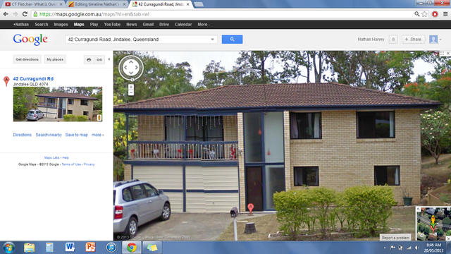 Moved to Jindalee