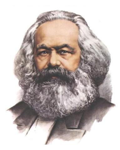 El marxismo- Discurso político-ideológico.