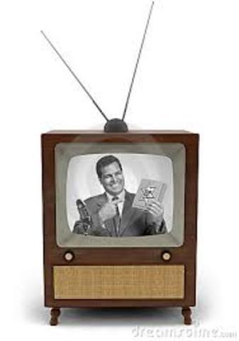 TV años 50's