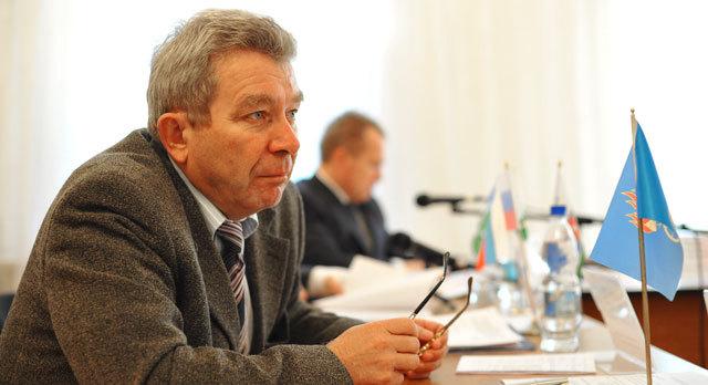 Виталий Вольф стал мэром Первоуральска