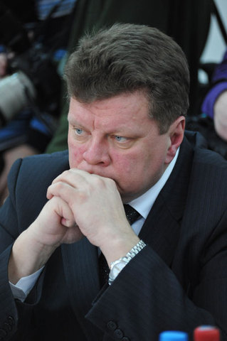 Максим Федоров подал в отставку