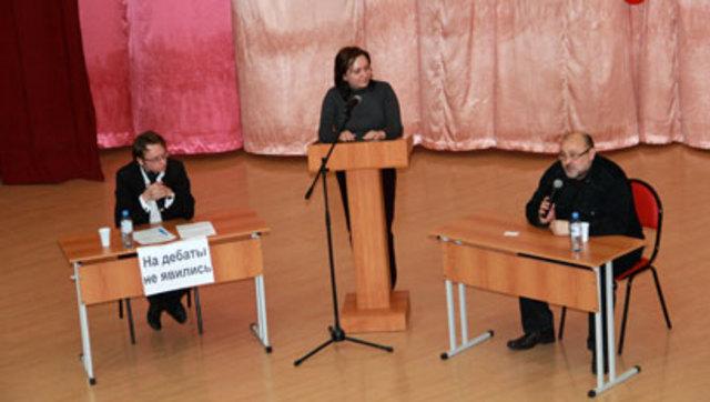 «Городские вести» проводят дебаты