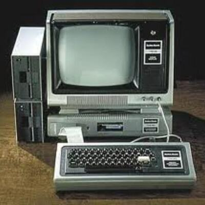 Computers timeline