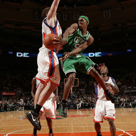 Rondo tears his ACL
